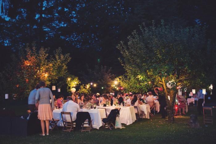 Mariage en extérieur région parisienne bohème chic